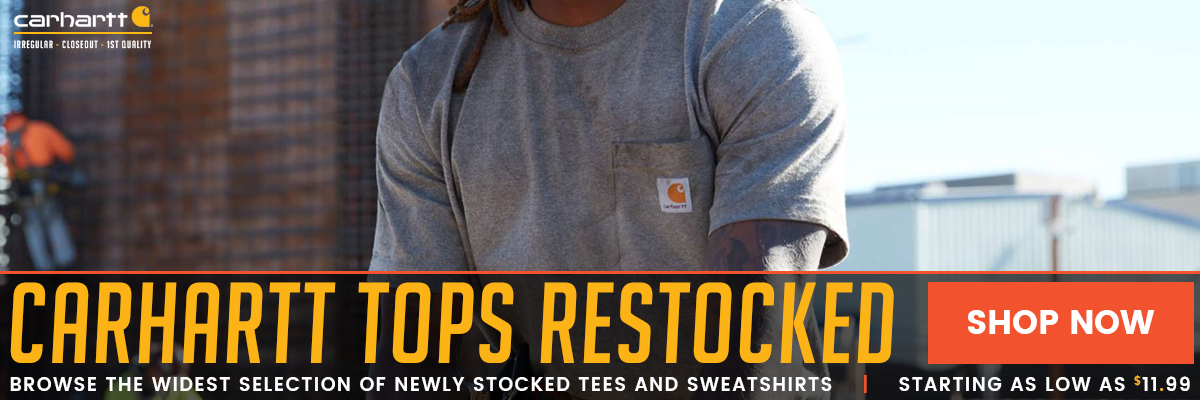 Super Casuals Brand Name Work Clothing And Footwear For Less