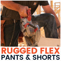 Rugged Flex Bottoms