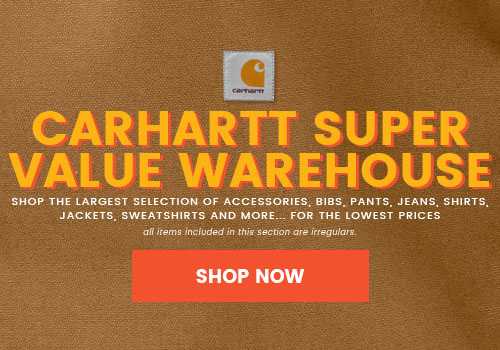 Carhartt Value Warehouse