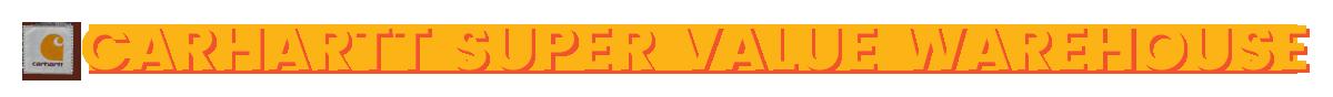 Carhartt Value Warehouse