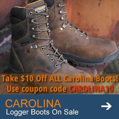 Carolina Boots Promotion