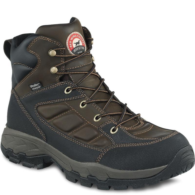 Irish Setter Men S 6 In Wp Eh Aluminum Toe Hiker Boots By