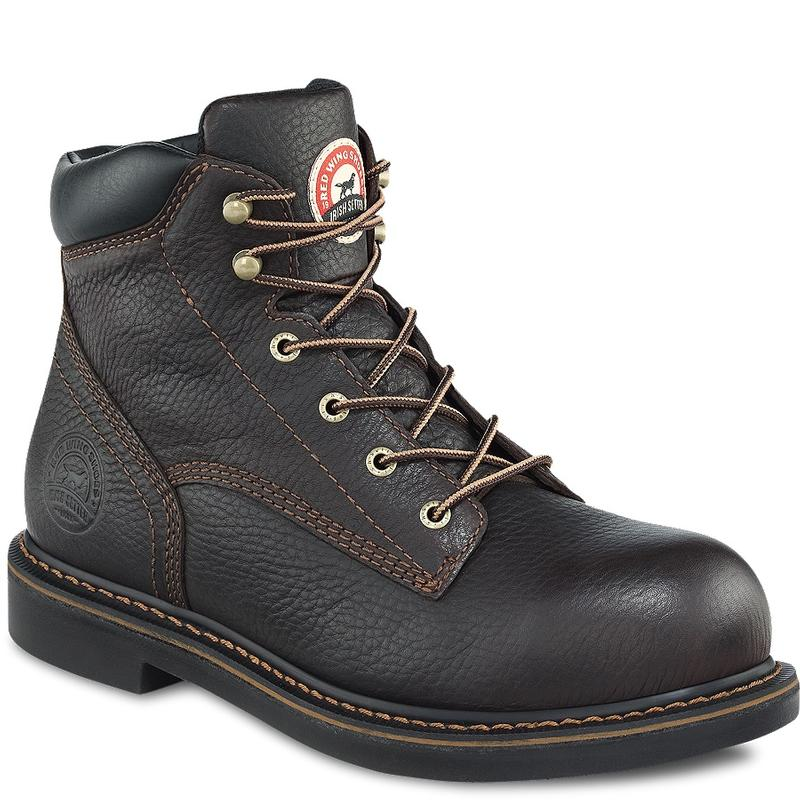 Irish Setter Men S 6 In Eh Soft Toe Boots By Red Wing 83603