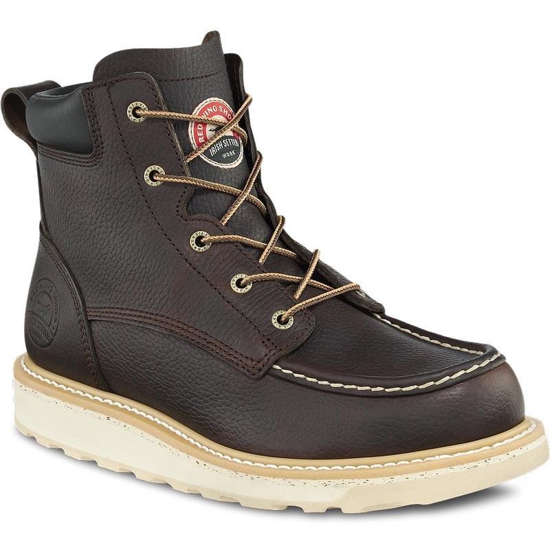 Irish Setter Men S 6 In Eh Soft Toe Boots By Red Wing 83605