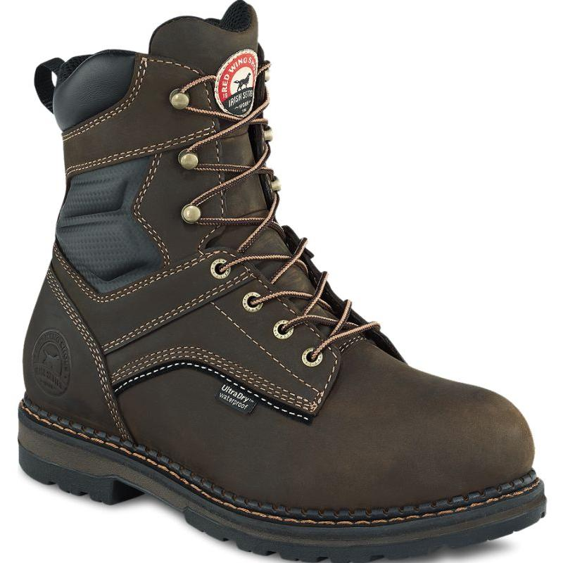 Irish Setter Men S 8 In Eh Aluminim Toe Boots By Red Wing