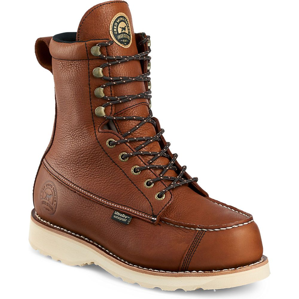 Irish Setter Men S 9in Wingshooter Soft Moc Toe Hunting