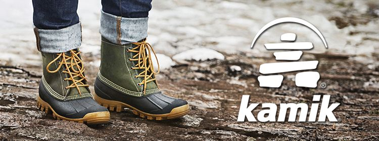 Kamik Footwear Hunting Industrial And Winter Boots
