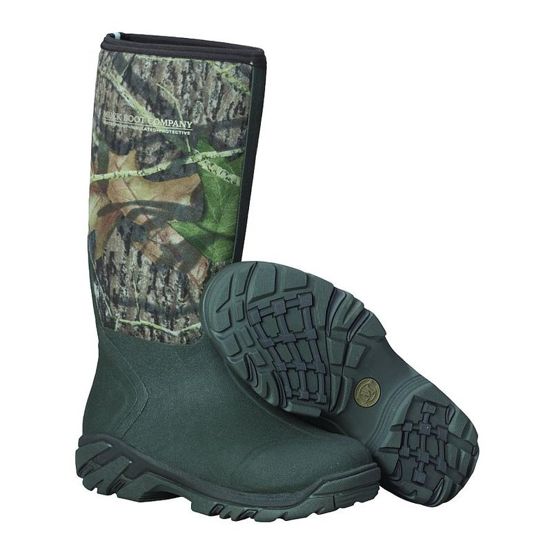 Muck Boots Woody Sport All Terrain Hunting Boot Wdsmobu