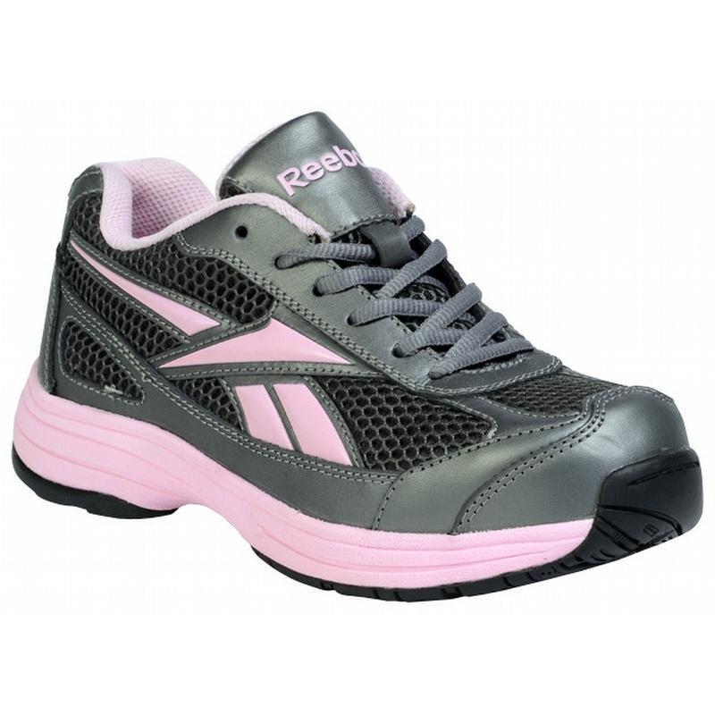 reebok womens athletic ketee steel toe eh work shoes rb164