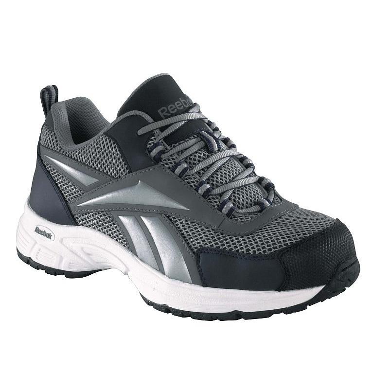 reebok womens steel toe athletic crosstrainer shoe rb485