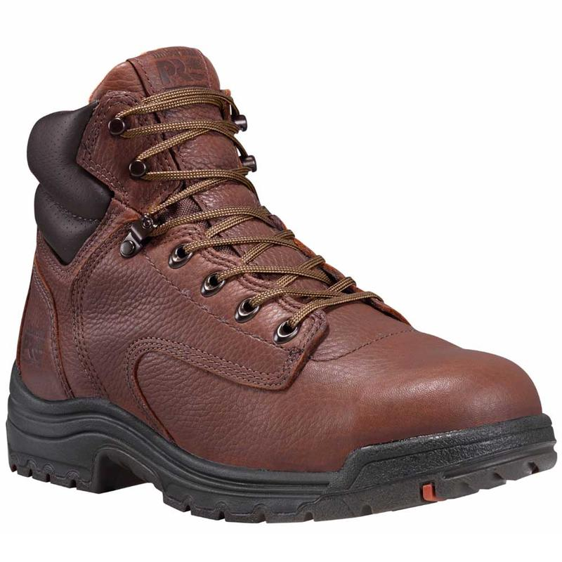 Timberland Men S Pro Titan 6 Inch Safety Toe Work Boots 26063
