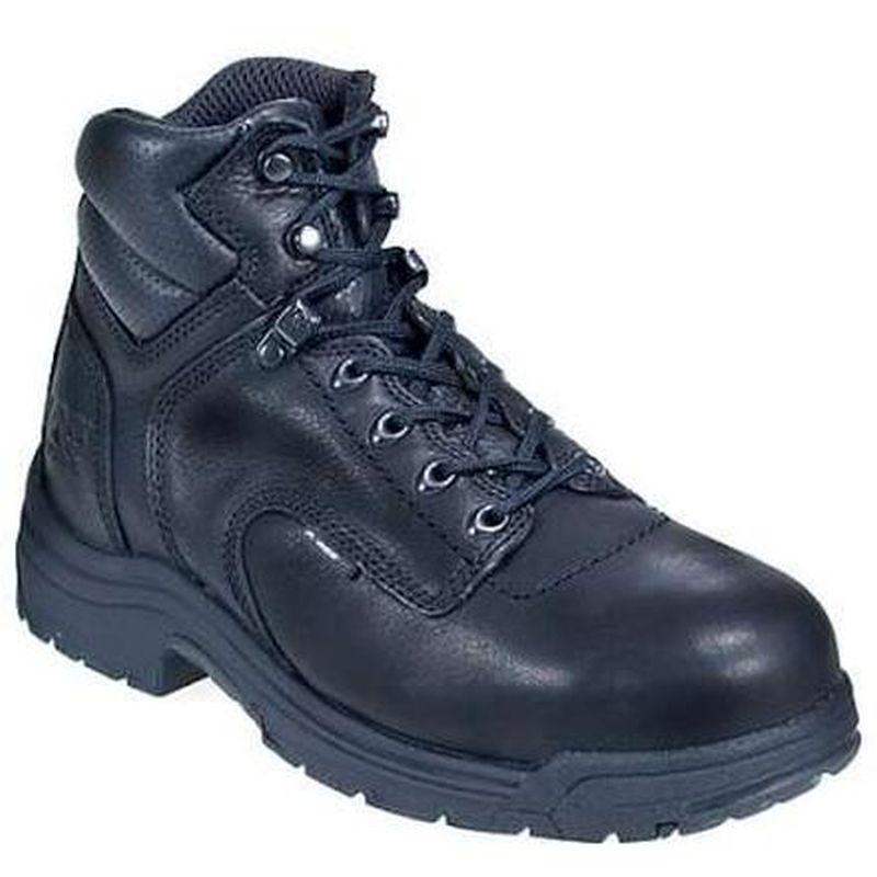 Timberland Men S Pro Titan Safety Toe Work Boots 26064
