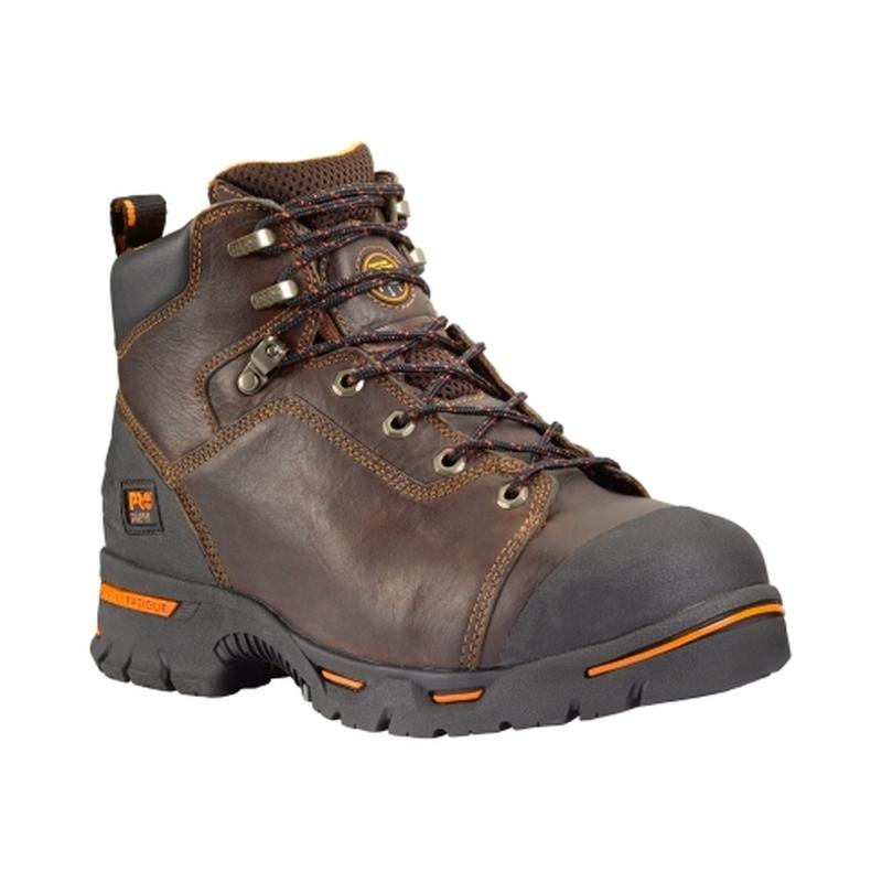 Timberland Men S Pro 6 Inch Steel Toe Work Boots 52562