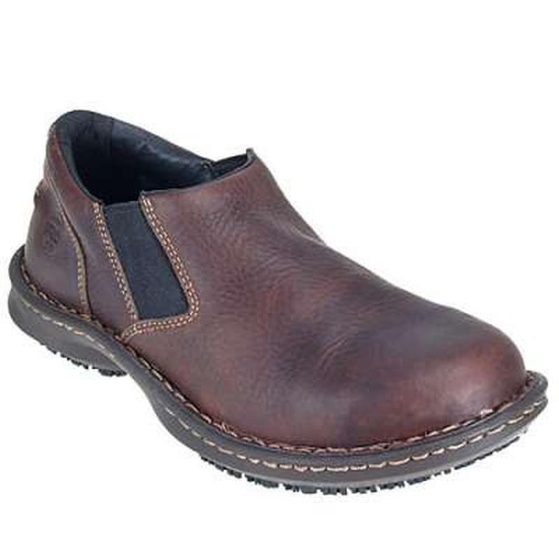 timberland pro s gladstone esd steel toe slip on shoes