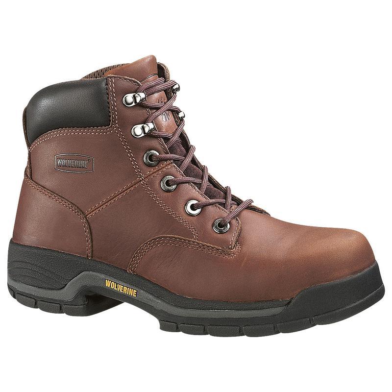 wolverine womens 6in work boots w04677